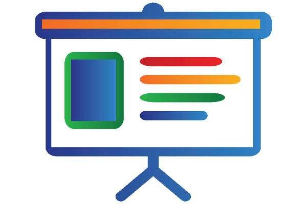 Educators and Service Providers Symbol